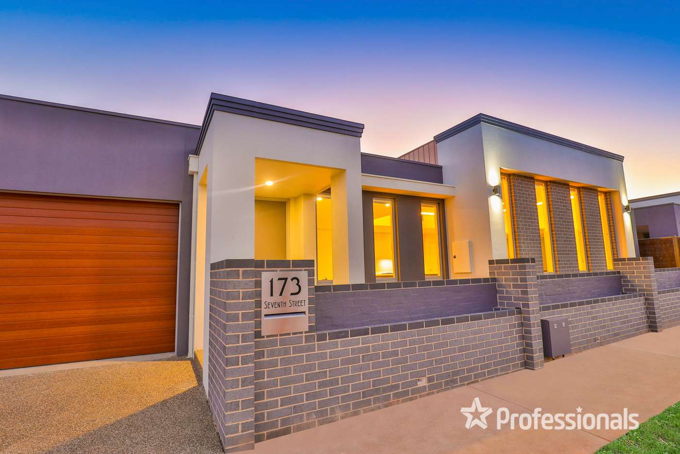 Main view of Homely townhouse listing, 3/173 Seventh Street, Mildura VIC 3500