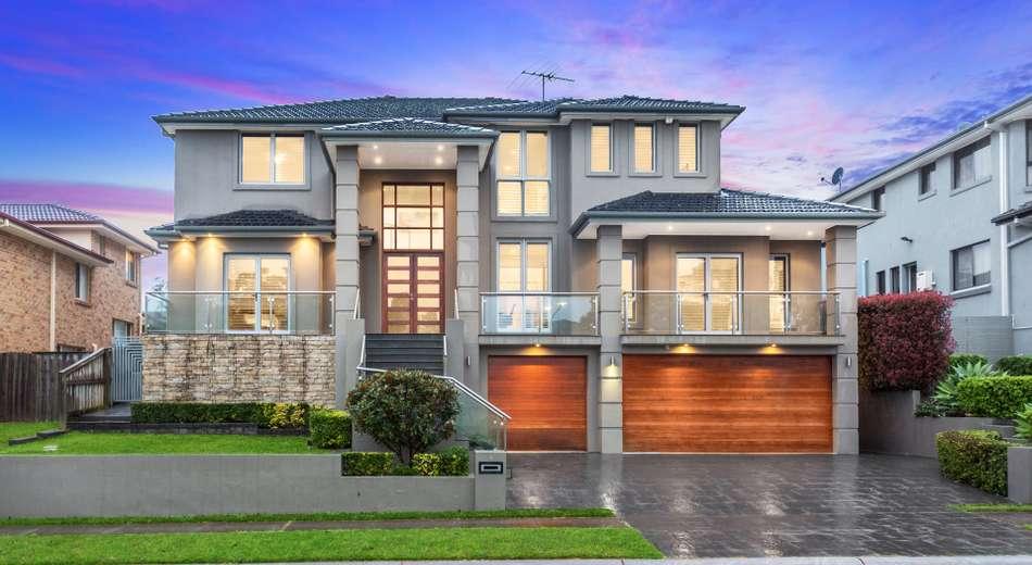 3 Hayes Avenue, Kellyville NSW 2155