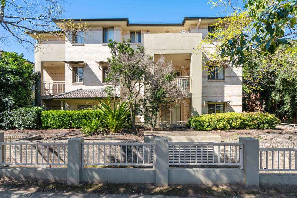 Second view of Homely apartment listing, 2/6-8 Hargrave Road, Auburn NSW 2144