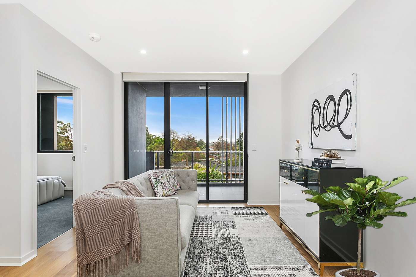 Main view of Homely apartment listing, 74/2 Lodge Street, Hornsby NSW 2077