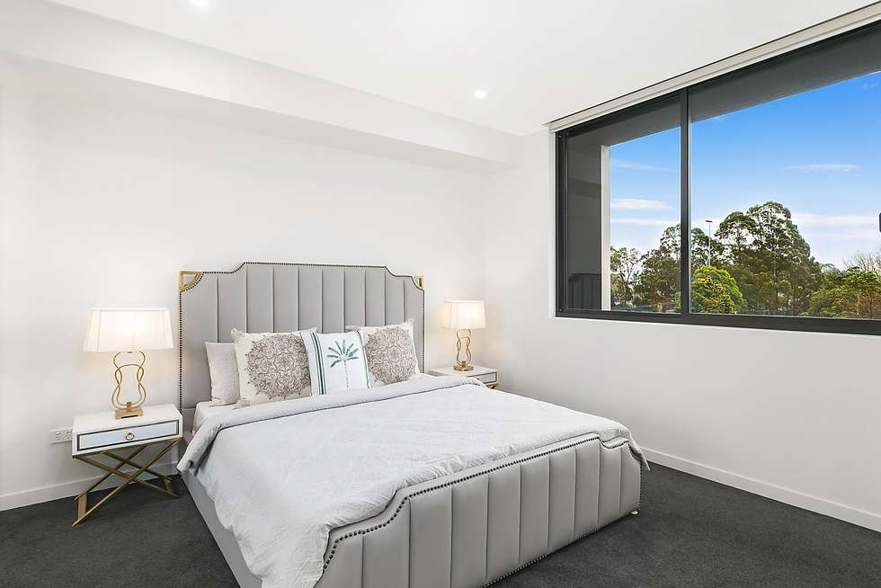 Second view of Homely apartment listing, 74/2 Lodge Street, Hornsby NSW 2077