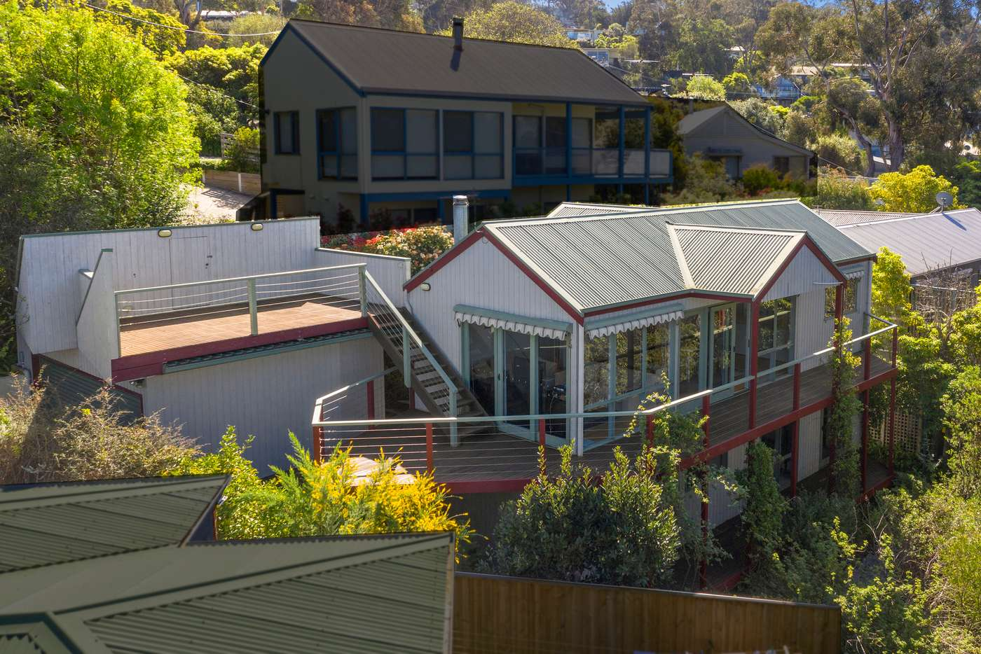 Main view of Homely house listing, 1/2A Minapre Street, Lorne VIC 3232