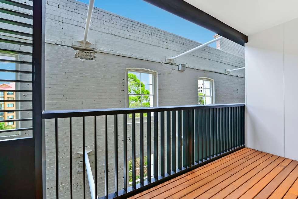 Second view of Homely studio listing, 306/280 Jones Street, Pyrmont NSW 2009
