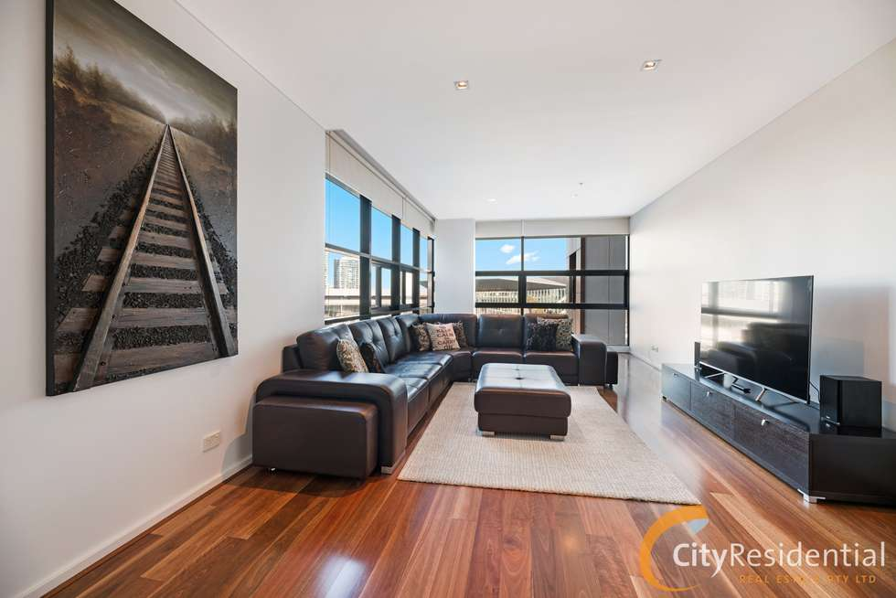 Second view of Homely apartment listing, 504/60 Siddeley Street, Docklands VIC 3008