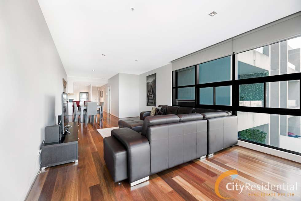Third view of Homely apartment listing, 504/60 Siddeley Street, Docklands VIC 3008