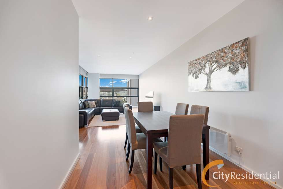 Fourth view of Homely apartment listing, 504/60 Siddeley Street, Docklands VIC 3008