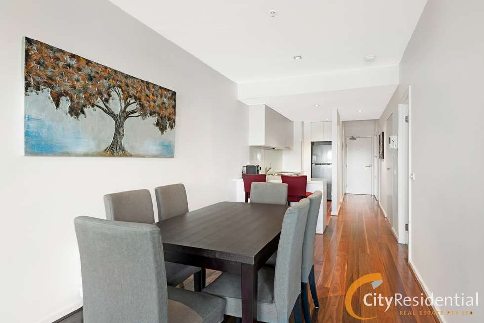 Fifth view of Homely apartment listing, 504/60 Siddeley Street, Docklands VIC 3008