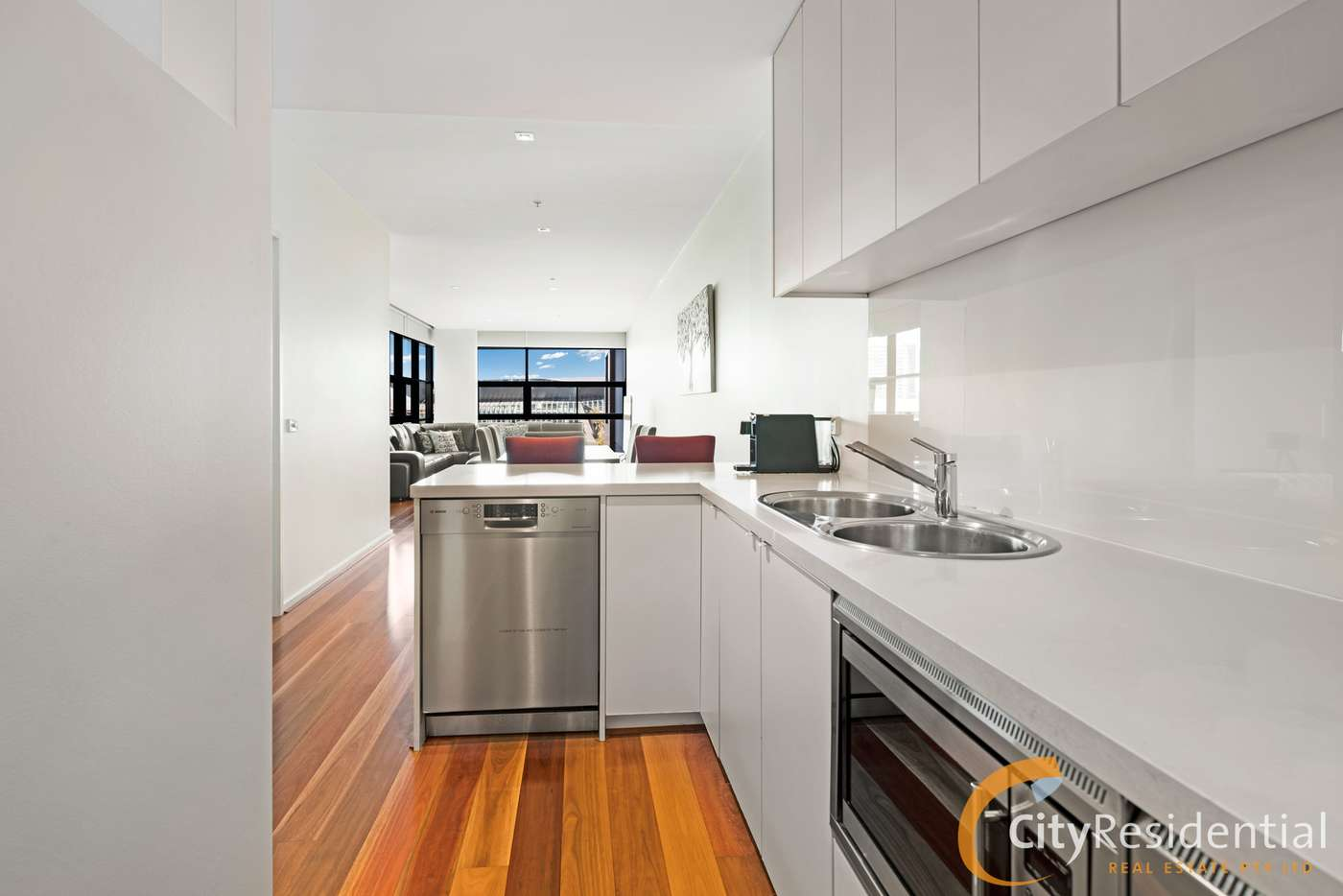 Sixth view of Homely apartment listing, 504/60 Siddeley Street, Docklands VIC 3008