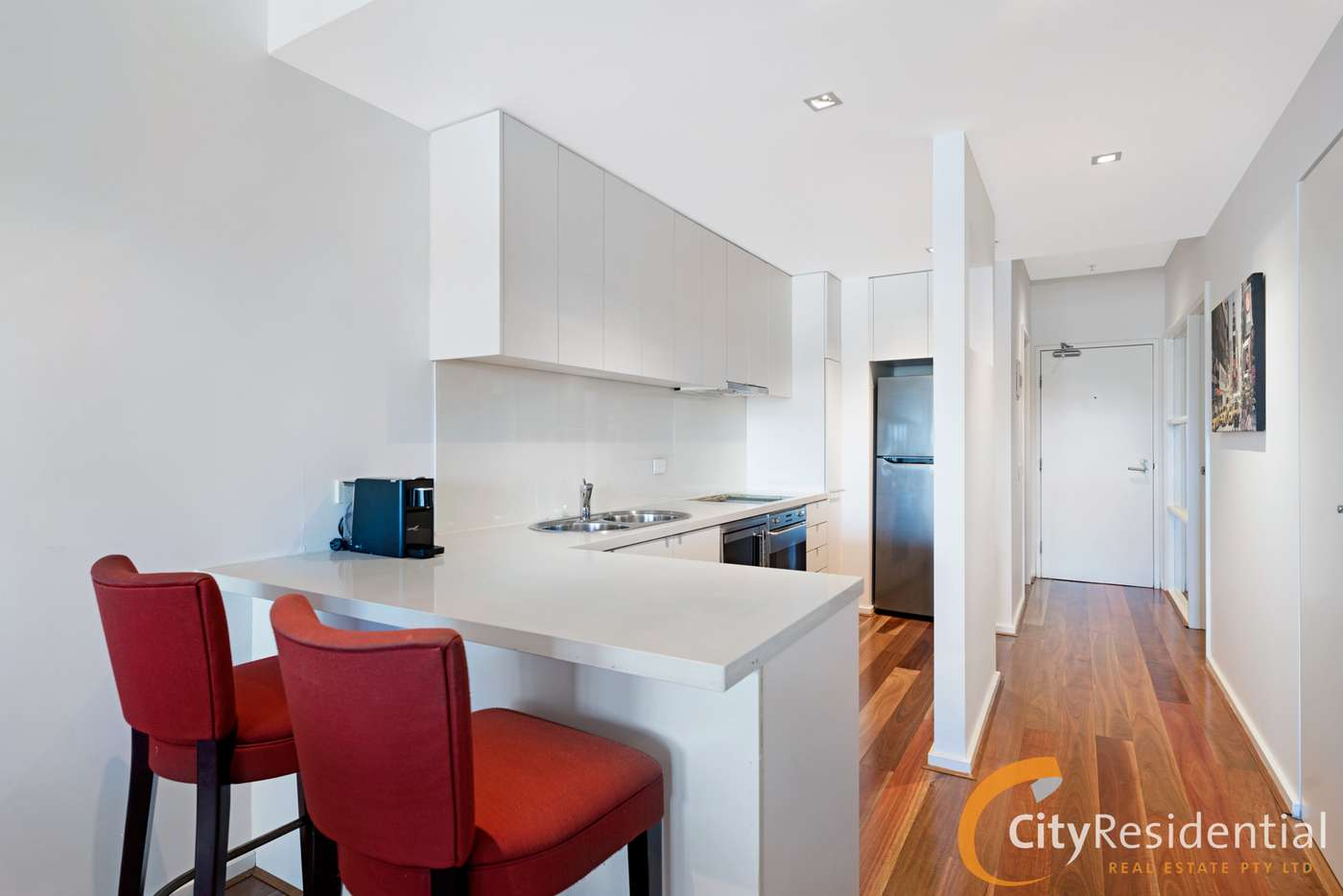 Seventh view of Homely apartment listing, 504/60 Siddeley Street, Docklands VIC 3008
