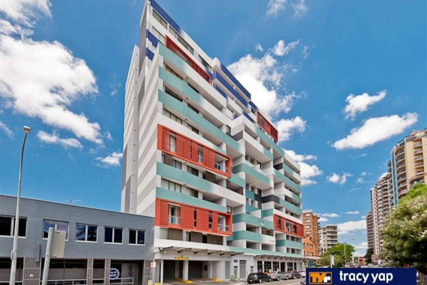 Main view of Homely apartment listing, 212/6 Charles Street, Parramatta NSW 2150