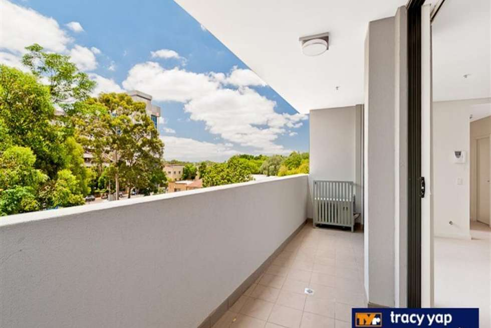 Fourth view of Homely apartment listing, 212/6 Charles Street, Parramatta NSW 2150