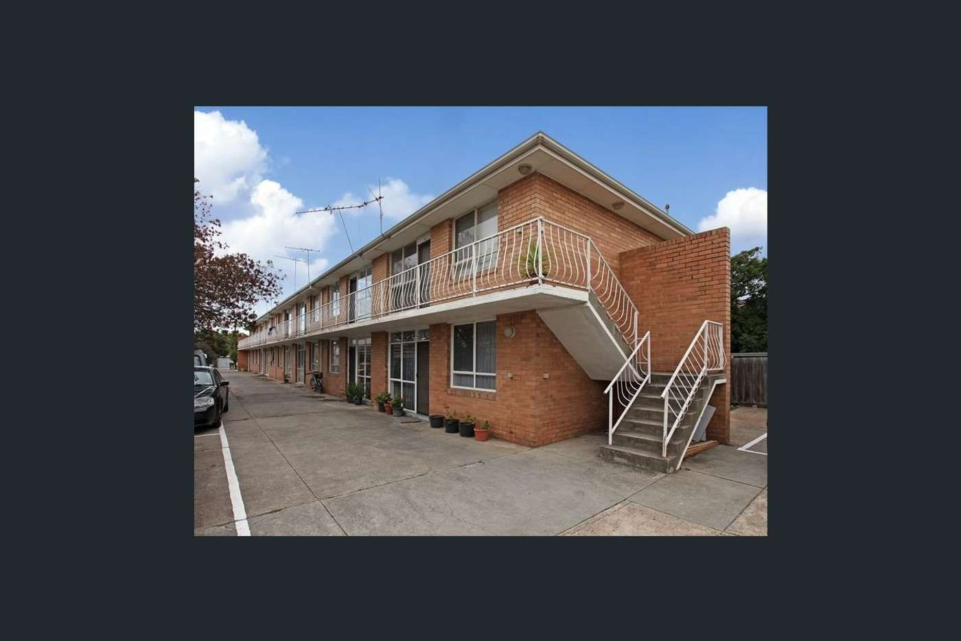 Sixth view of Homely apartment listing, 13/6 Carmichael Street, West Footscray VIC 3012