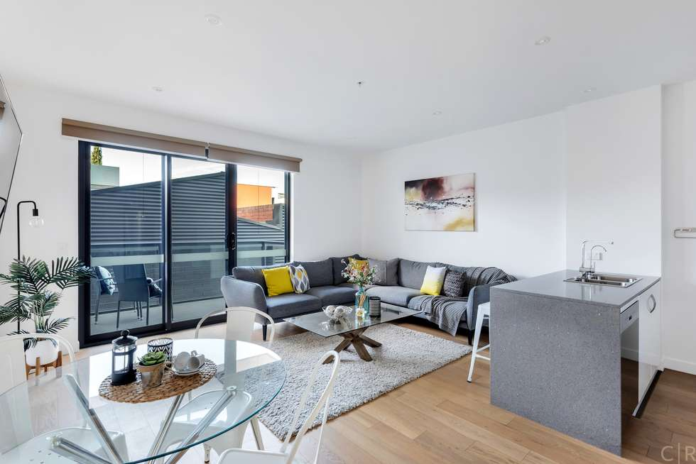 Second view of Homely apartment listing, 201/18 Surflen Street, Adelaide SA 5000