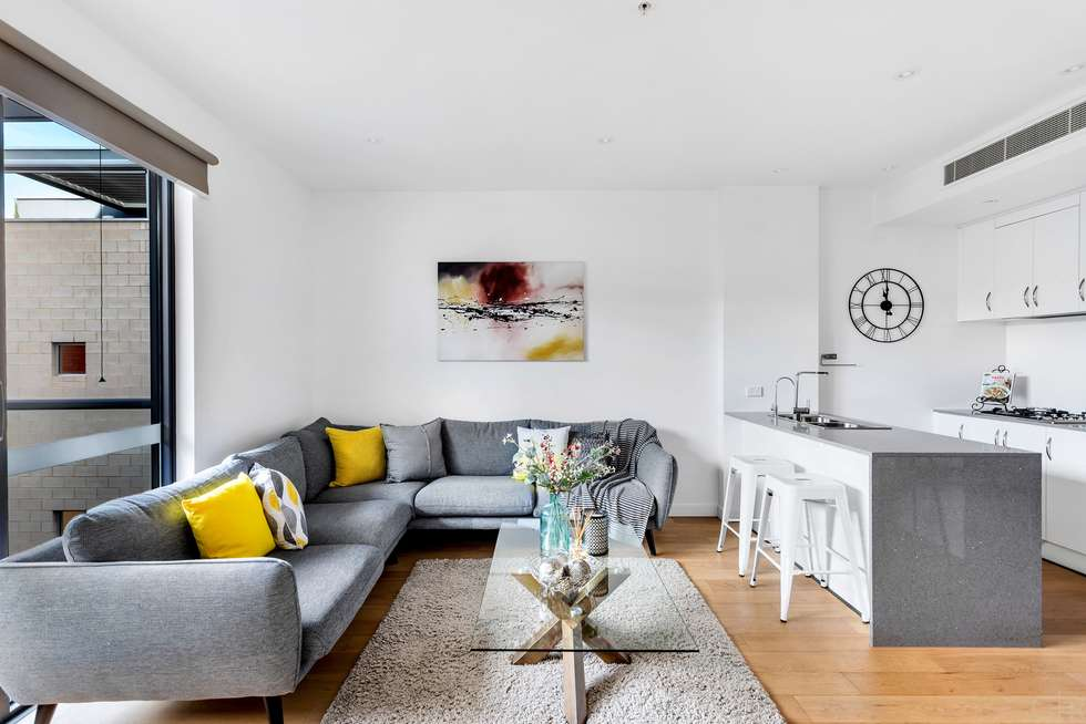 Third view of Homely apartment listing, 201/18 Surflen Street, Adelaide SA 5000