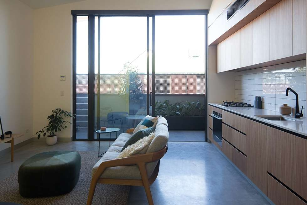 Third view of Homely apartment listing, 5/135 Coppin Street, Richmond VIC 3121