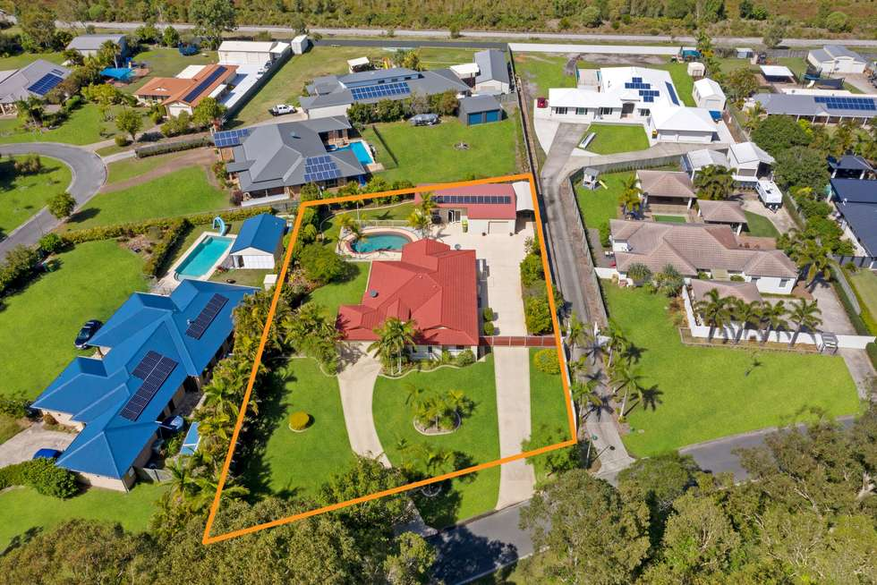 Third view of Homely house listing, 61 Koala Court, Little Mountain QLD 4551
