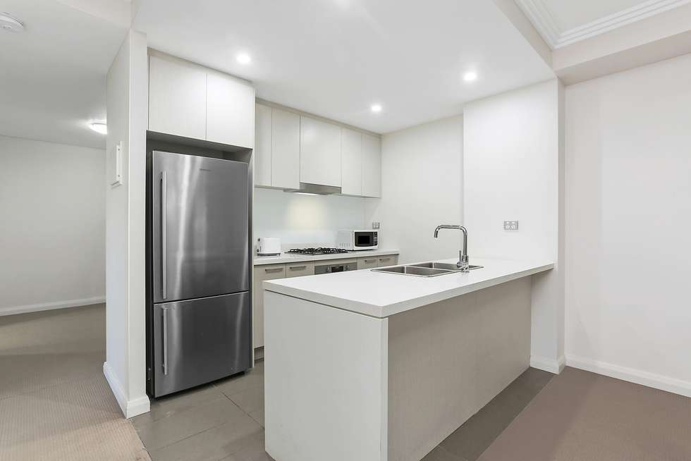 Second view of Homely apartment listing, IG08/81-86 Courallie Avenue, Homebush West NSW 2140