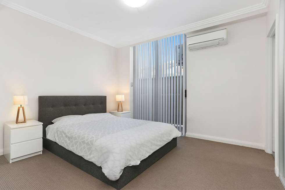 Third view of Homely apartment listing, IG08/81-86 Courallie Avenue, Homebush West NSW 2140
