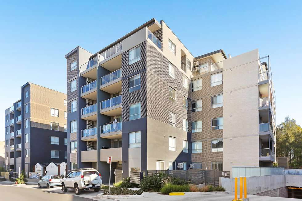 Fifth view of Homely apartment listing, IG08/81-86 Courallie Avenue, Homebush West NSW 2140