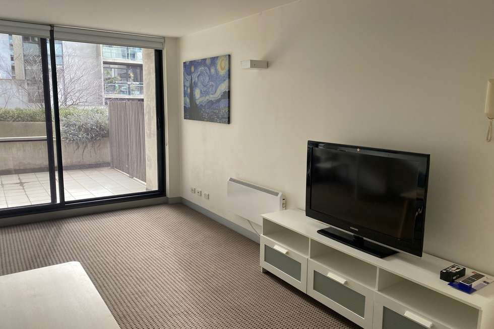 Fourth view of Homely apartment listing, 422D/604 Swanston Street, Carlton VIC 3053