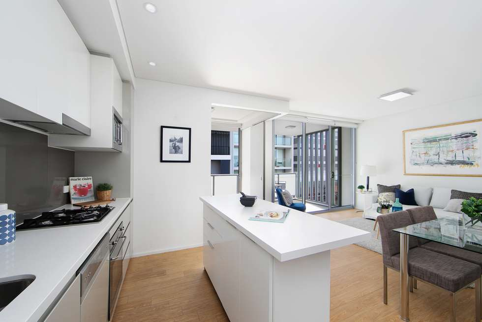 Second view of Homely apartment listing, 407/18 Amelia Street, Waterloo NSW 2017