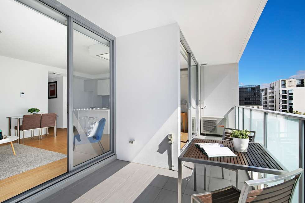 Third view of Homely apartment listing, 407/18 Amelia Street, Waterloo NSW 2017