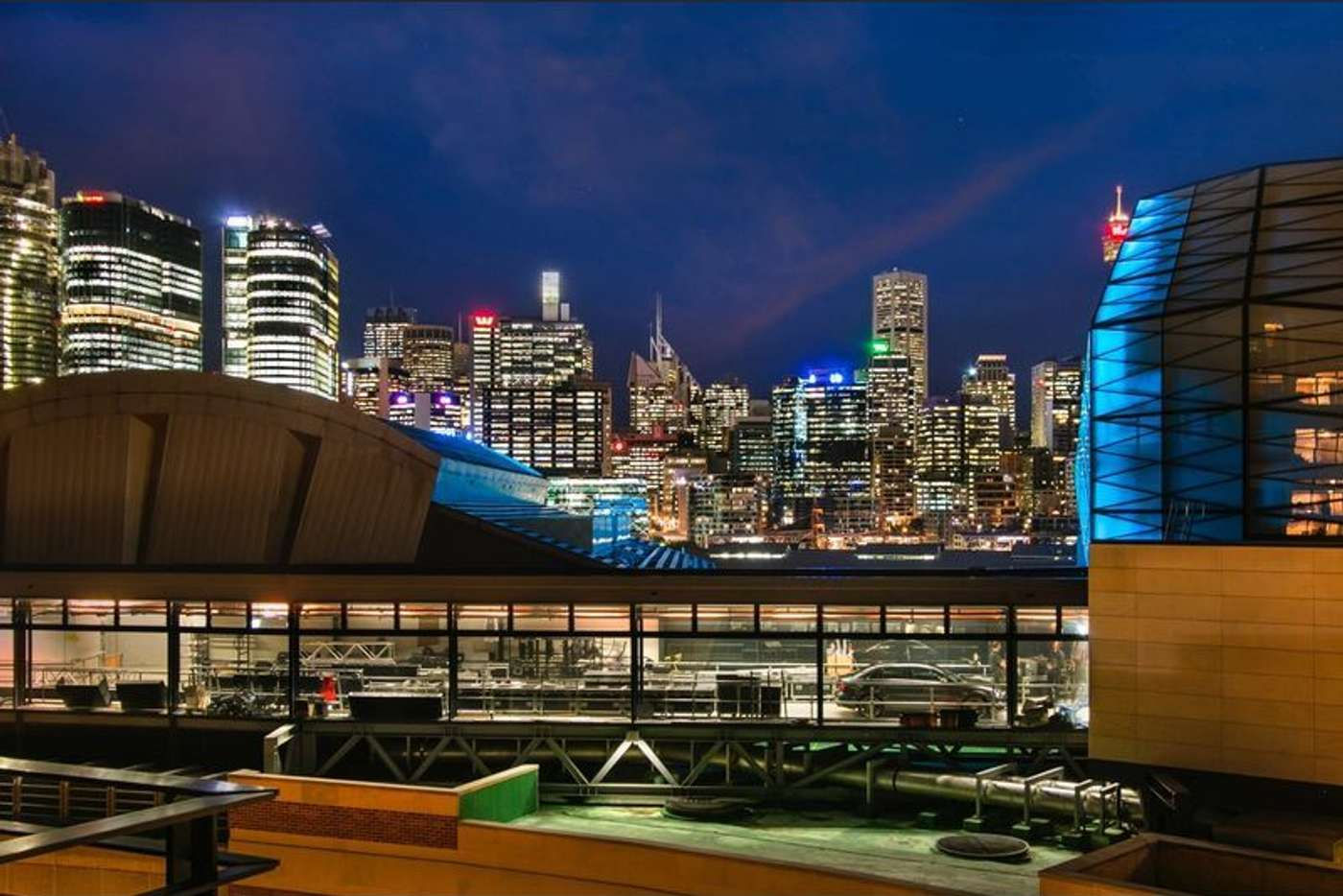 Main view of Homely apartment listing, 506/2 Jones Bay Road, Pyrmont NSW 2009