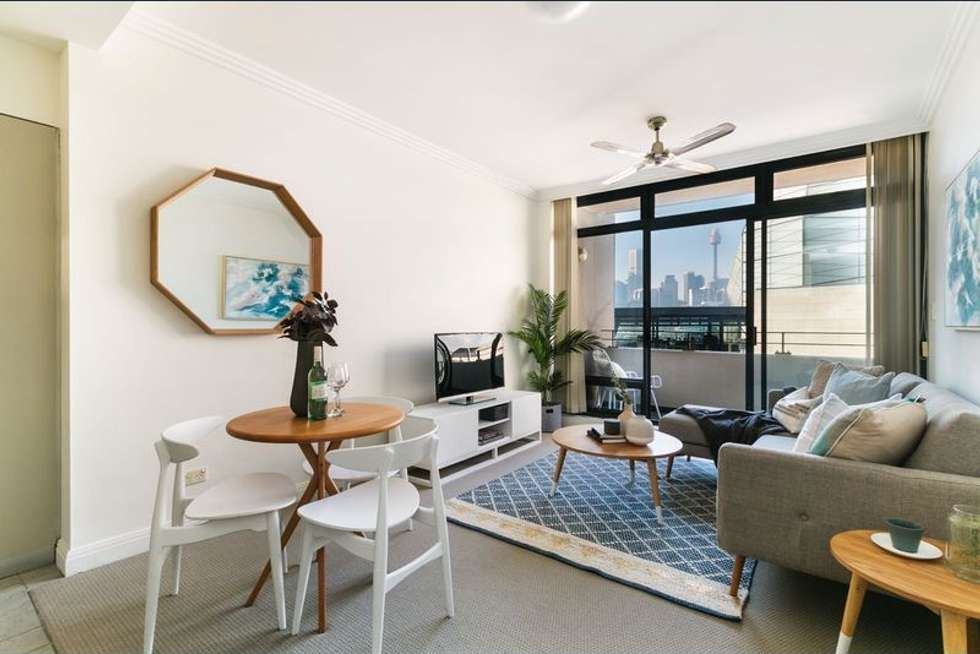 Second view of Homely apartment listing, 506/2 Jones Bay Road, Pyrmont NSW 2009