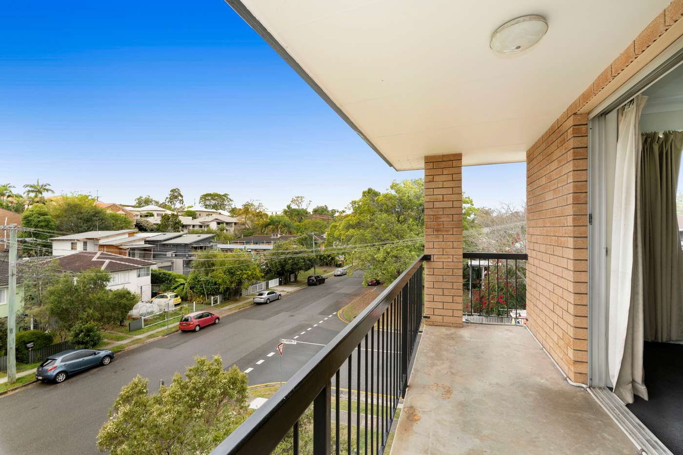 Main view of Homely unit listing, 4/92 Oxford Terrace, Taringa QLD 4068