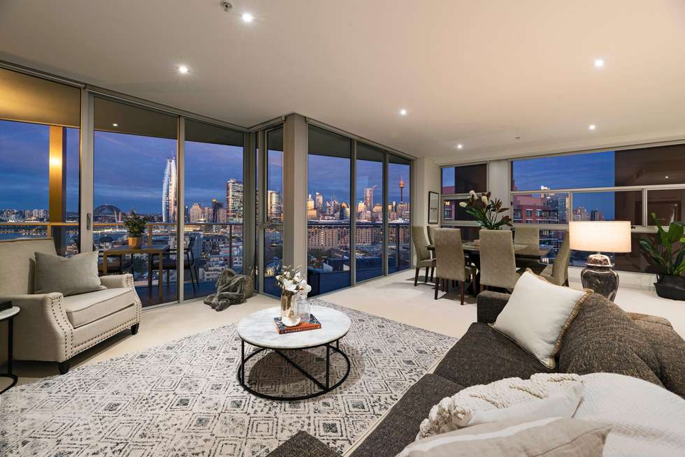Second view of Homely apartment listing, 1603/8 Distillery Drive, Pyrmont NSW 2009