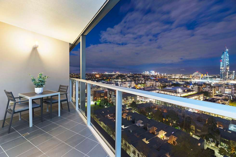 Third view of Homely apartment listing, 1603/8 Distillery Drive, Pyrmont NSW 2009