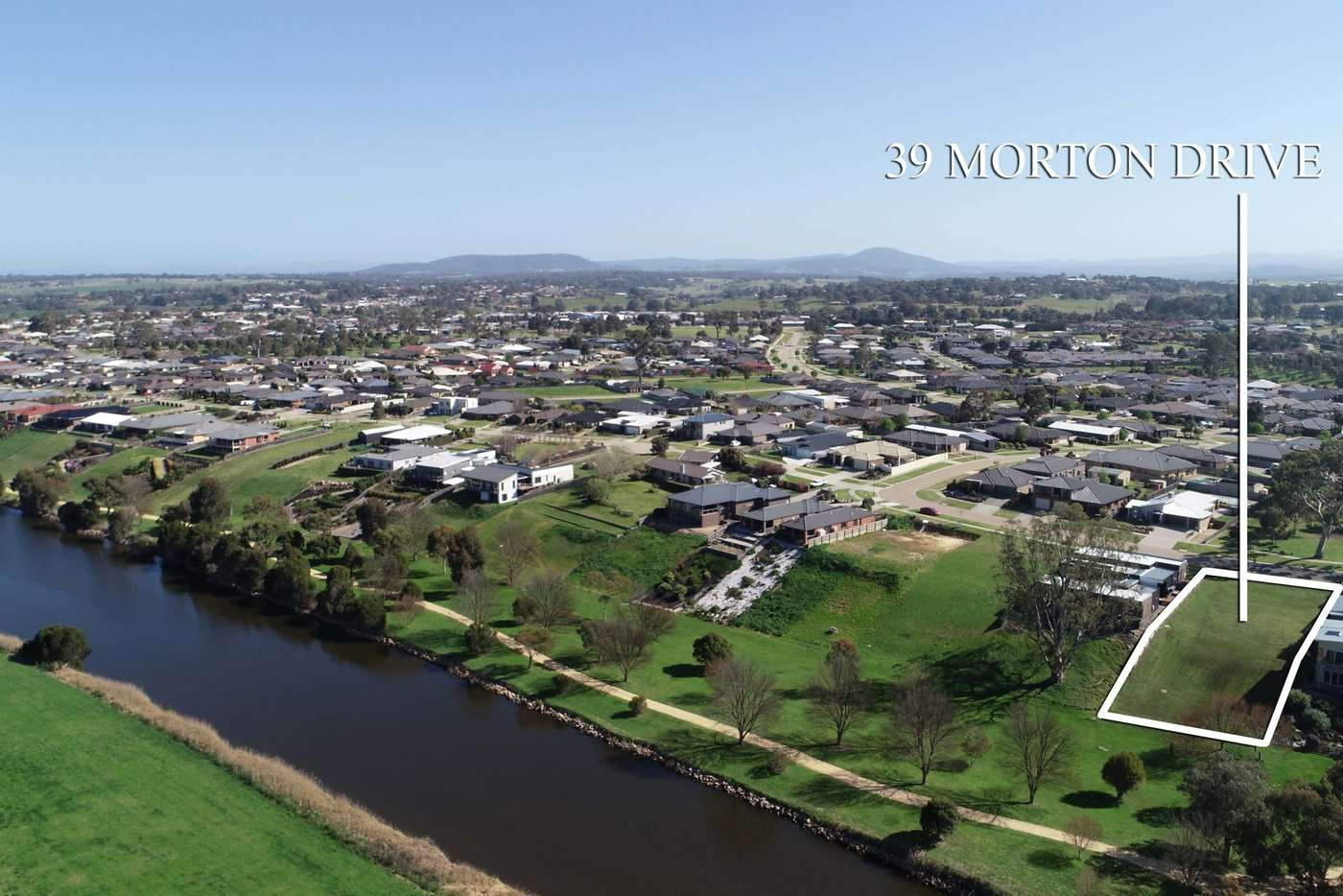 Main view of Homely residentialLand listing, 39 Morton Drive, Eastwood VIC 3875