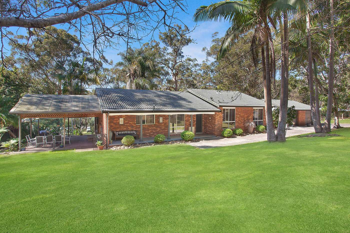 Main view of Homely acreageSemiRural listing, 13 Awinya Close, Empire Bay NSW 2257