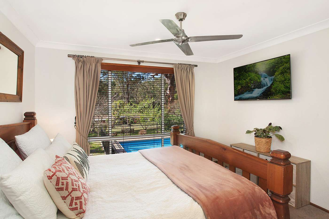 Sixth view of Homely acreageSemiRural listing, 13 Awinya Close, Empire Bay NSW 2257