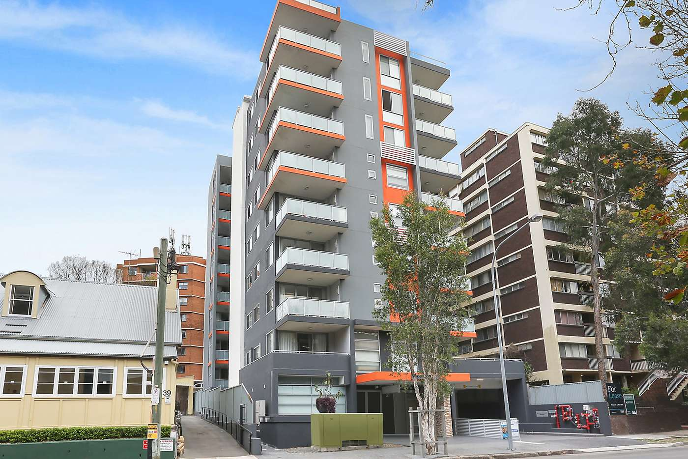 Main view of Homely apartment listing, 25/37 Campbell Street, Parramatta NSW 2150