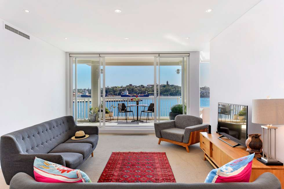 Third view of Homely apartment listing, 402/38 Refinery Drive, Pyrmont NSW 2009