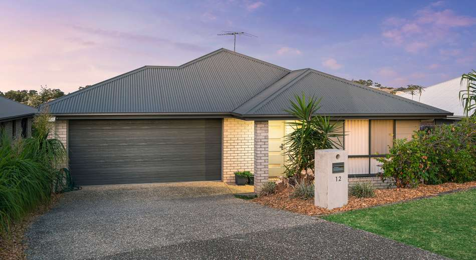 12 Angelica Avenue, Springfield Lakes QLD 4300
