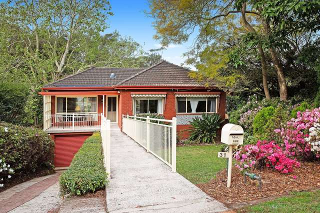 31 Ferndale Road, Normanhurst NSW 2076
