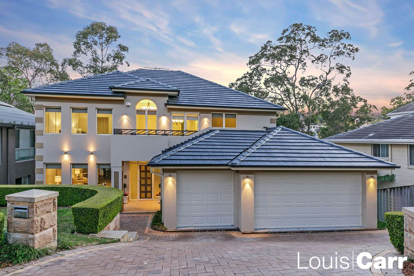 Main view of Homely house listing, 5 Adey Place, Castle Hill NSW 2154