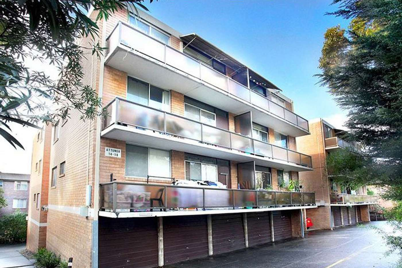 Main view of Homely apartment listing, 2/14-18 Station Street, West Ryde NSW 2114