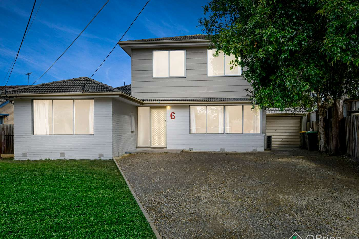 Main view of Homely house listing, 6 Alexander Crescent, Frankston VIC 3199