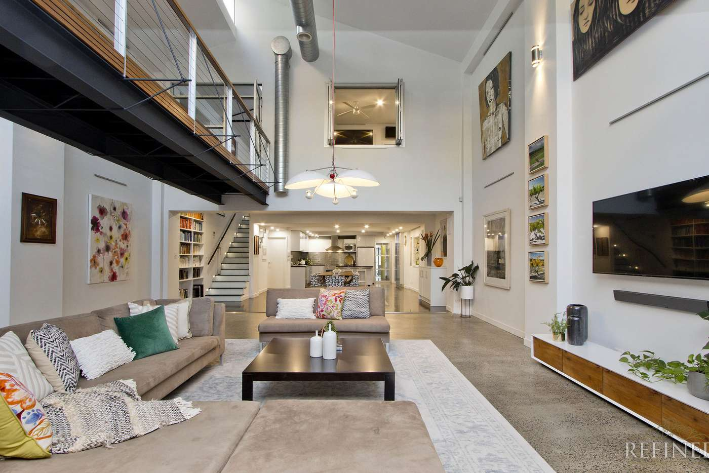 Main view of Homely townhouse listing, 52 Elizabeth Street, Adelaide SA 5000