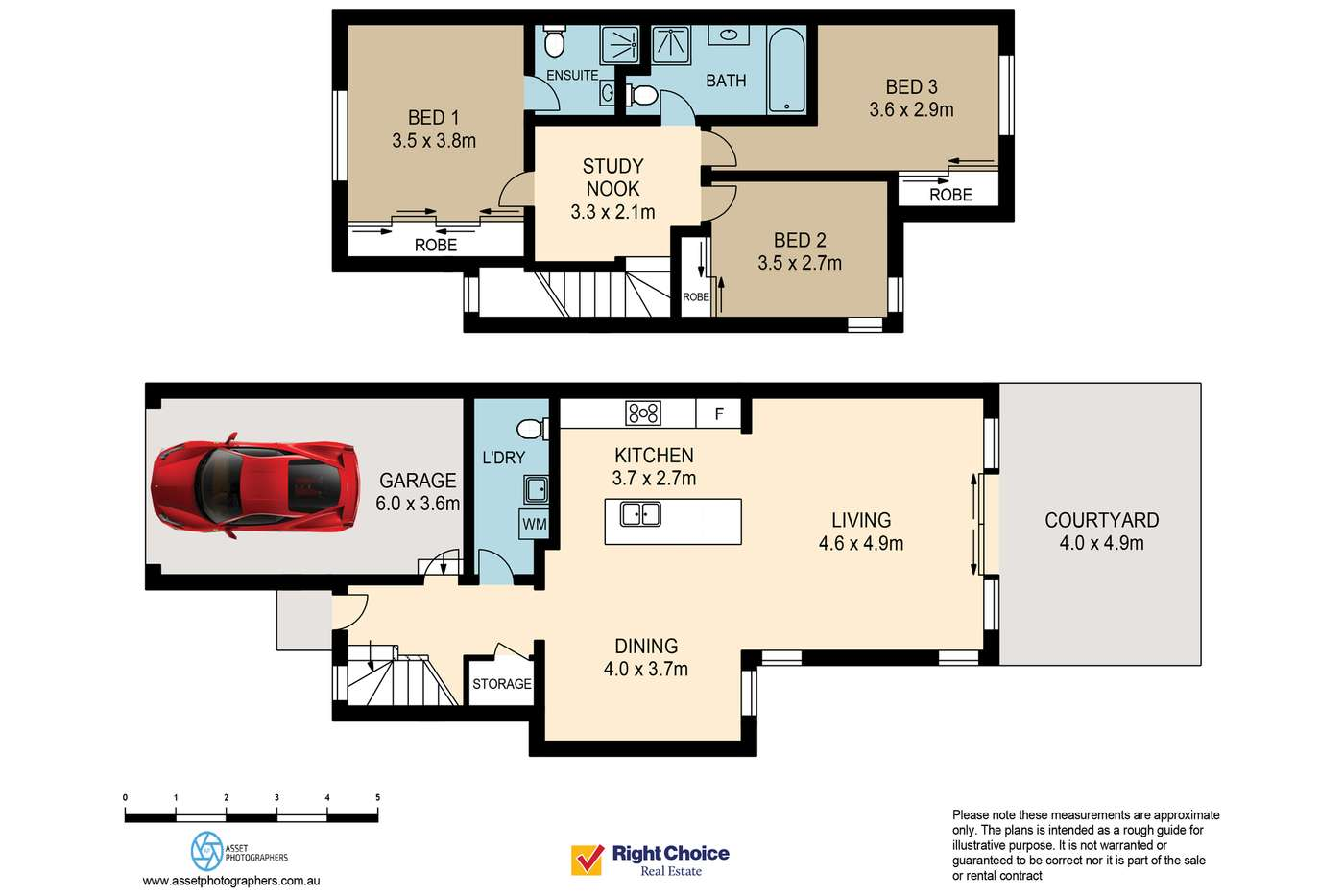 Sixth view of Homely townhouse listing, 32 Foster Road, Flinders NSW 2529
