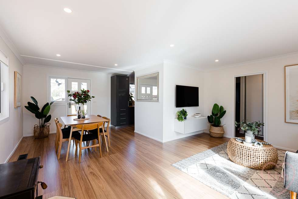 Second view of Homely house listing, 128 MacKenzie Street, Hackett ACT 2602