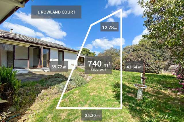 1 Rowland Court, Glen Waverley VIC 3150