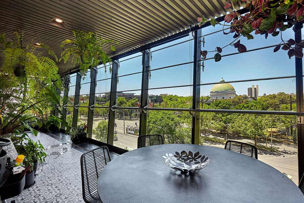 Second view of Homely apartment listing, 501/430 St Kilda Road, Melbourne VIC 3000