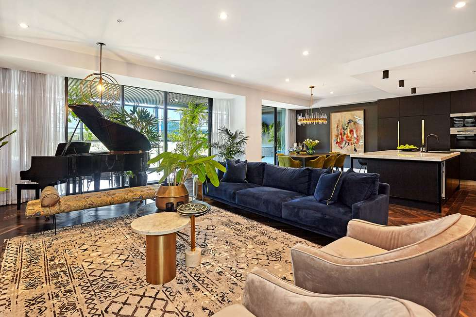 Fourth view of Homely apartment listing, 501/430 St Kilda Road, Melbourne VIC 3000