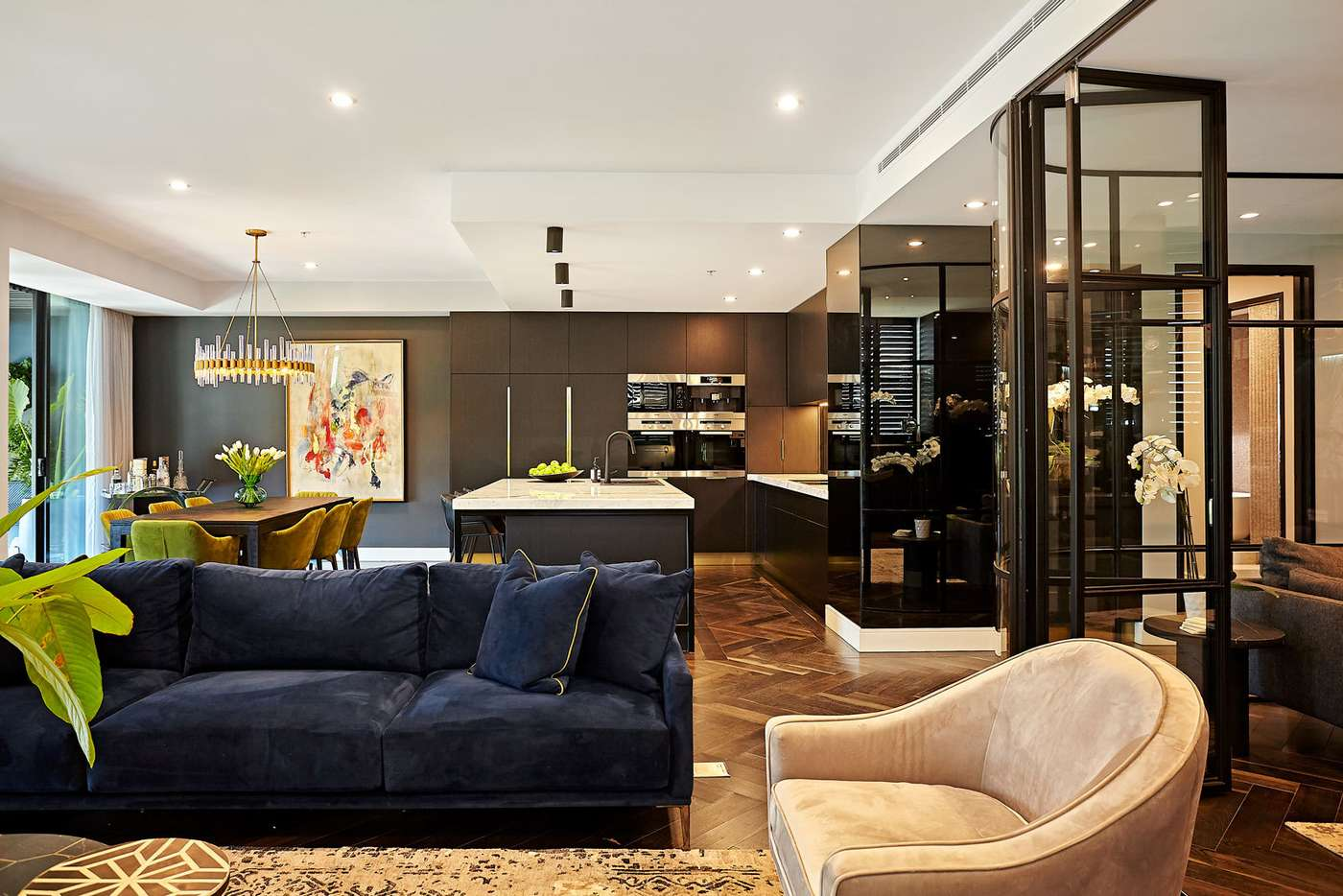 Sixth view of Homely apartment listing, 501/430 St Kilda Road, Melbourne VIC 3000