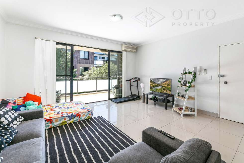 Second view of Homely apartment listing, 6/217-219 William Street, Granville NSW 2142