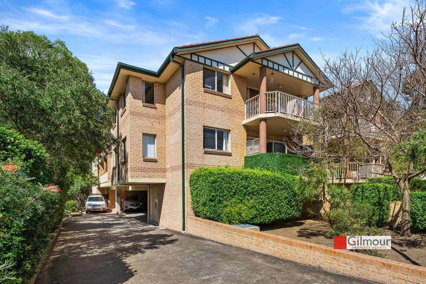 Main view of Homely unit listing, 13/66-68 Pitt Street, Granville NSW 2142